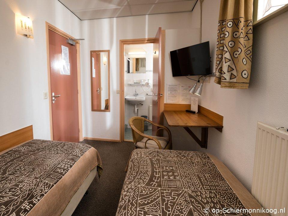 Pensionkamer eenvoudige kamer op schiermonnikoog